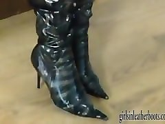 Blonde, Boots, Babe, Curvy boots, Pornhub.com
