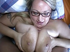 Titjob, Auntie and titjob, Xhamster.com