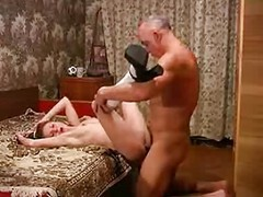 Old Man, Young girl and old man love, Xhamster.com