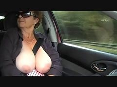Granny, Outdoor, Cuckold outdoor, Xhamster.com