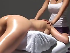 Massage, Ass, White girl in japanese massage parlor, Pornhub.com