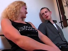 Blonde, German, Lesbian dirty talk verbal, Xhamster.com
