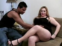 Bbw, Big Cock, Suprise by big cock, Drtuber.com