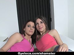 Money, Threesome, For money in the street, Xhamster.com