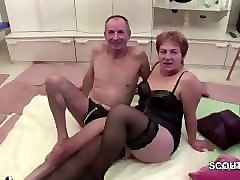 Casting, Grandpa, German, Amateur german casting, Pornhub.com