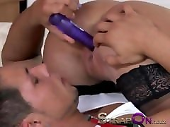 Blonde, Strapon, Strapon dp guy, Pornhub.com