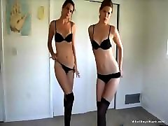 Twins, Strip, Brooke and vikki twin sisters incest, Pornhub.com