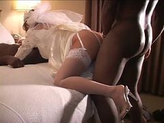 Bride, Cuckold, Wedding, Wedding 3 some, Xhamster.com