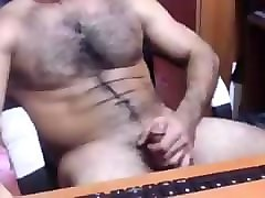 Hairy, Masturbation, Jerking, Blowjob and cum on tits, Pornhub.com