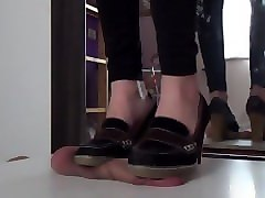 Heels, High heel cock crushing, Pornhub.com