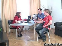 Office, Threesome, Party office, Xhamster.com