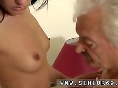 Old And Young, Japanese girl likes to eat fish sausage, Pornhub.com