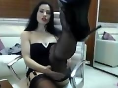 Bdsm, Domination, Heels, Mom in stockings and suspenenders, Pornhub.com