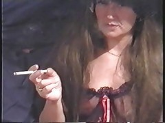 Smoking, Wife, Mature, Smoking creampie, Xhamster.com