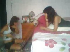 Couple, Sister and little sister, Xhamster.com