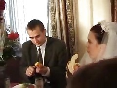 Bride, Russian, Wedding, Wedding upskirts, Xhamster.com