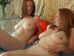 Redhead, Mom and son watching tv japanese, Xhamster.com