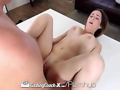 Casting, German milf gets fucked on the couch, Pornhub.com