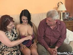 Sister fuck brother and parents caught, Xhamster.com
