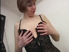 Nipples, Stockings, Mature, Solo big boobs in stockings, Xhamster.com