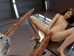 Machine, Kinky bbw kat vixen fucks a machine, Xhamster.com
