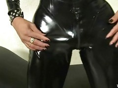 Latex, Japanese in latex, Xhamster.com
