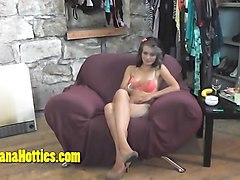 Casting, Teen, Cute, First casting call, Xhamster.com