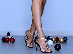 Heels, Trampling teddy bear high heels crush, Xhamster.com