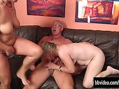 German, Milf, Threesome, Hot german milf gets double fisted, Xhamster.com