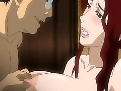 Anime, Big Tits, Anime tortured by a huge cock, Pornhub.com