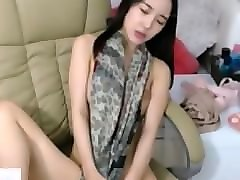 Korean, Caught masterbating at work, Pornhub.com