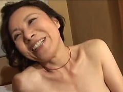 Asian, Granny, Japanese, Japanese girl gives head in gym, Xhamster.com