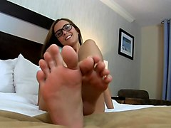 Fetish, Femdom, Interracial foot fetish, Xhamster.com