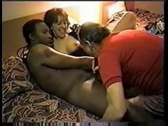 Svart, Husband, Fru, Husband films friend fucking his wife, Xhamster.com