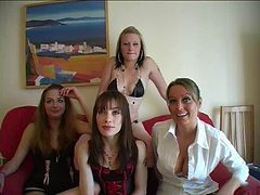 British, Group, British dirty talking, Xhamster.com