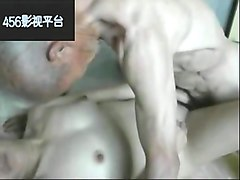 Chinese, Grandpa, German grandpa makes young girl horny, Xhamster.com