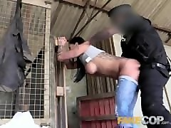 Farm, Police, Naked in the farm, Pornhub.com