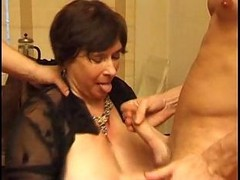 Anal, French, Mature, Patricia french mature, Xhamster.com