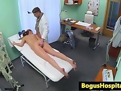 Doctor, Office, Japanese doctor masturbation, Pornhub.com