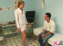 Blonde, Ass, Nurse, Jayden james nurse, Gotporn.com