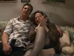 Granny, German, Cumshot, German mature deepthroat, Gotporn.com