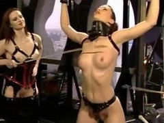 Bdsm, Domination, Group, Hot and mean dominating and orgasmic lesbian, Gotporn.com