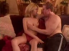 Blonde, Seduced, Tight, Two mature women seduce young girl, Gotporn.com