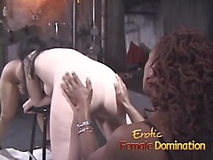 Black, Ebony girl dominating white girl, Xhamster.com