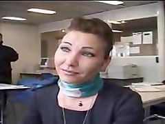 French, Stewardess, Flight stewardess in flight services, Xhamster.com