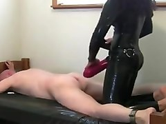 Latex, Strapon, Strapon mistress russian, Xhamster.com