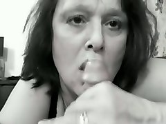 Deepthroat, Busty mature, Mylust.com