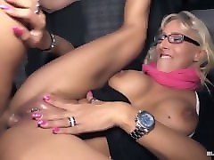 Bus, Blonde, German, Big tit mature german, Pornhub.com