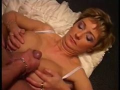 Bus, French, Mature, French mature gangbang black, Xhamster.com
