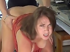 Caught, Wife caught masterbating to porno, Xhamster.com